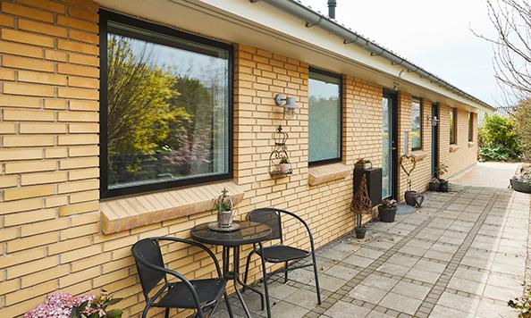 renovering hus med vinduer VELFAC 200